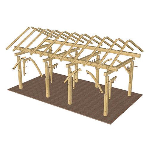 Timber Frame Education, Design & Joinery   Peter Henrikson